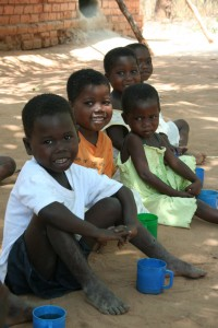 Ripple Africa children