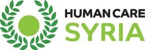 Human Care Syria logo