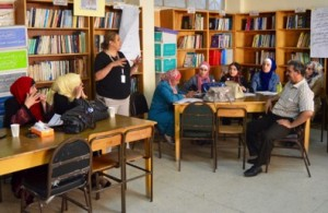 MECI - teacher training - instructor and group